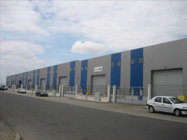 Inchiriere hala industriala Parc industrial Prejmer, Brasov - imaginea 1