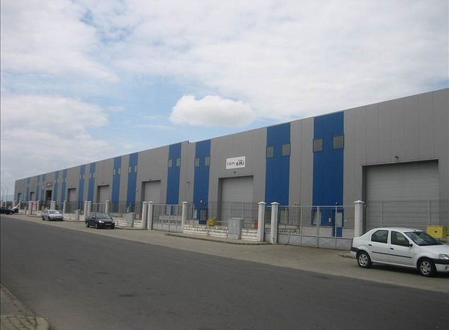 Inchiriere hala industriala Parc industrial, Brasov - imaginea 1