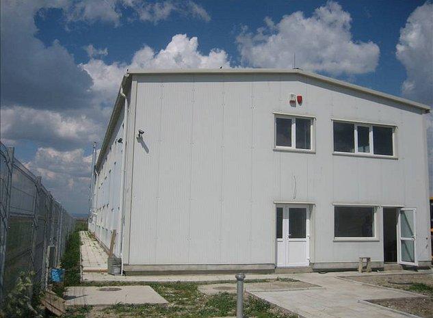 Hala productie/depozitare, DN 13, Brasov - imaginea 1