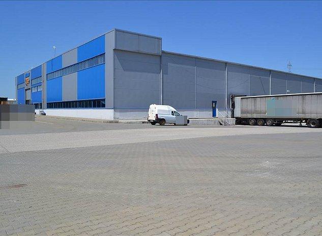 Vanzare hala industriala Brasov, Parc Industrial Prejmer - imaginea 1