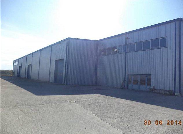 Spatiu industrial  zona Centura Ocolitoare, Brasov - imaginea 1