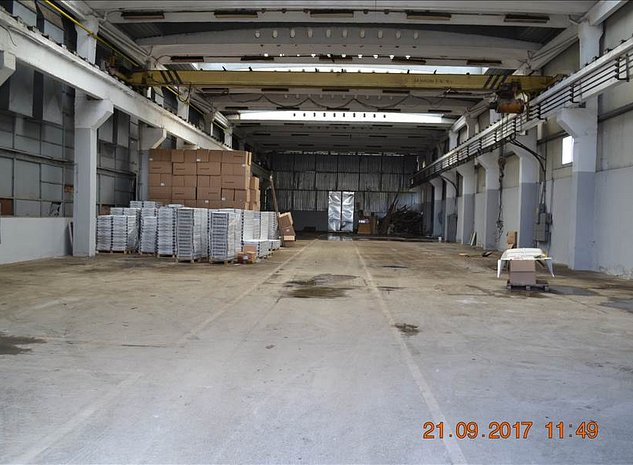 Inchiriere hala industriala zona Astra, Brasov - imaginea 1