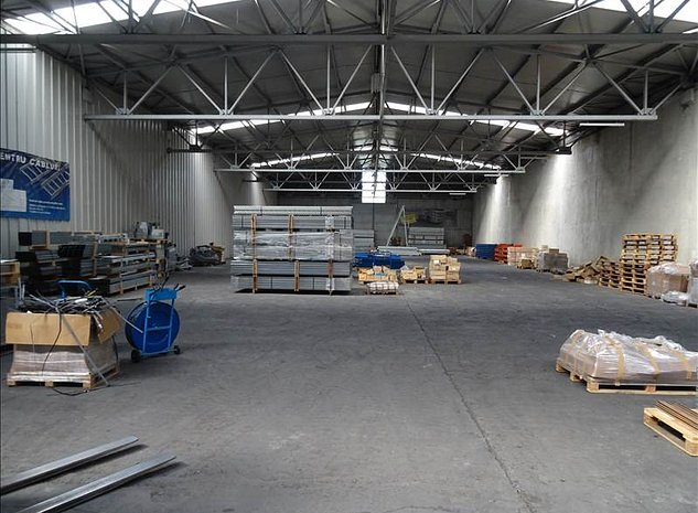 Inchiriere hala industriala zona Tractorul, Brasov - imaginea 1