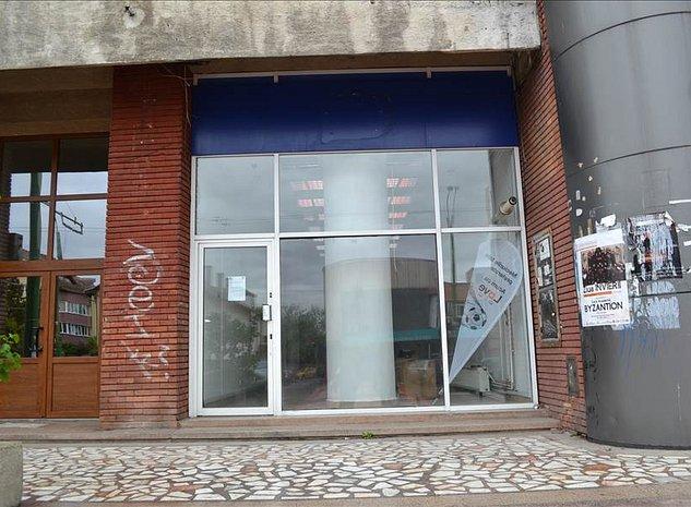Spatiu comercial Centrul Civic, Brasov - imaginea 1