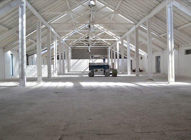 Inchiriere hala industriala Centura Brasov - imaginea 1