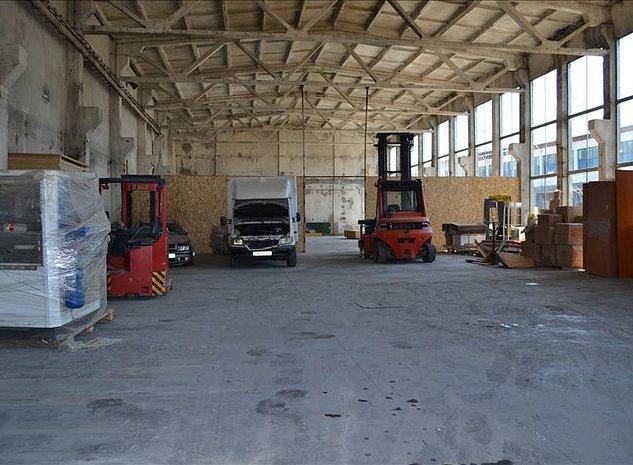 Inchiriere hala industriala Bartolomeu, Brasov - imaginea 1