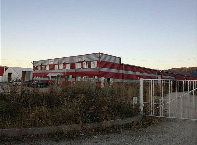 Vanzare hala industriala Brasov, Ghimbav - imaginea 1