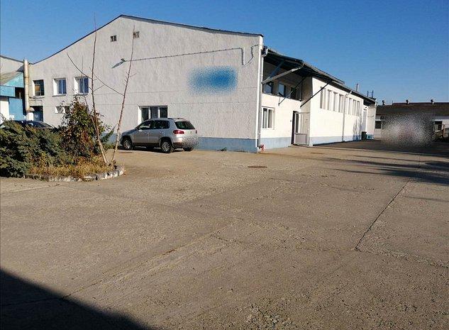 Vanzare/Inchiriere spatiu industrial zona Tractorul, Brasov - imaginea 1