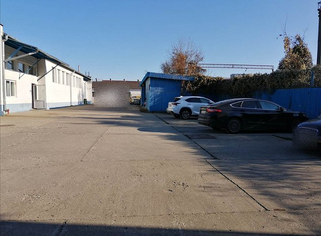 Vanzare/Inchiriere spatiu industrial, Tractorul, Brasov - imaginea 1