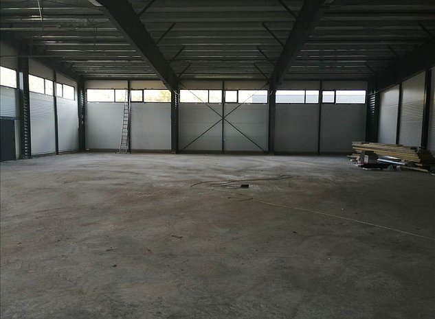 Inchiriere hala industriala, zona Centura Brasov - imaginea 1