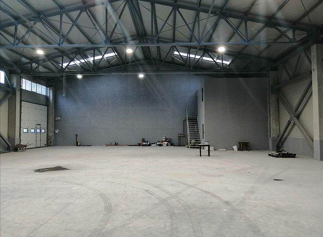 Inchiriere hala industriala 600 mp, Brasov - imaginea 1