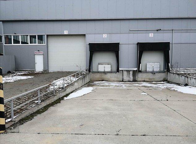 Inchiriere hala industriala Brasov - imaginea 1