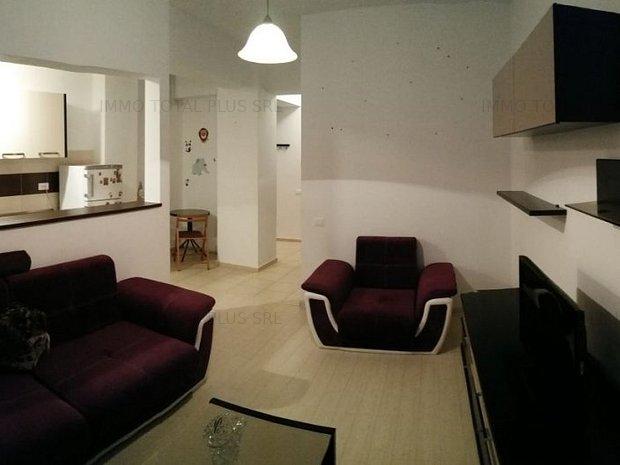 Militari Residence, mobilata, utilata, libera, 250euro - imaginea 1