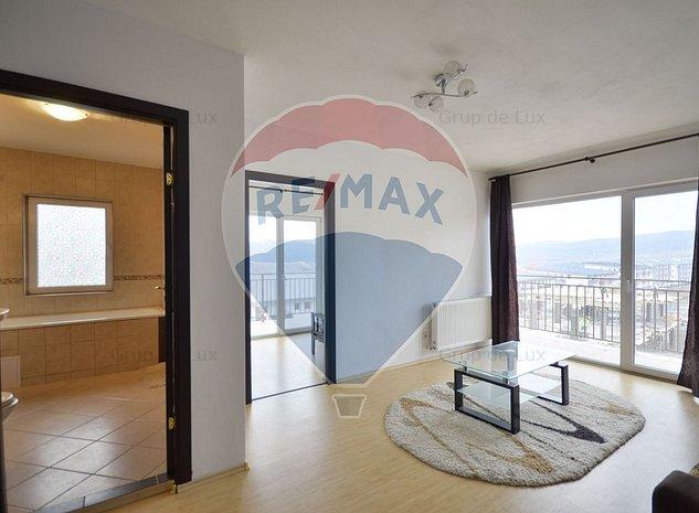 Vanzare apartament 2 camere 56 mp, 2 camere, finisat, utilat, Baciu - imaginea 1
