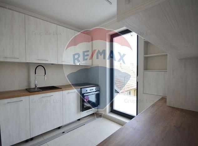 Apartament nou 2 camere si terasa central Cluj - imaginea 1