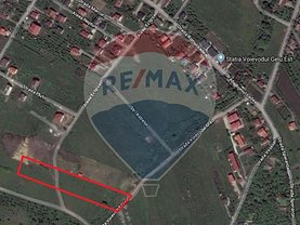 Teren constructii de vânzare, în Cluj-Napoca, zona Borhanci