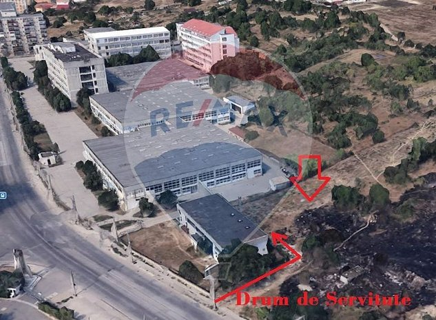 Vanzare teren pentru clinica medicala la 100.000 Euro! - imaginea 1