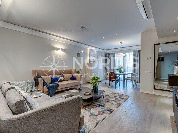 Apartament inchiriere Herastrau - Soseaua Nordului - imaginea 1