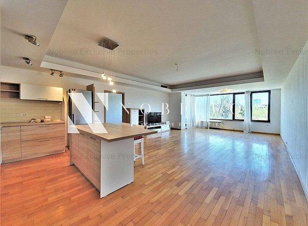 Apartament de vanzare Herastrau, vedere libera - imaginea 1