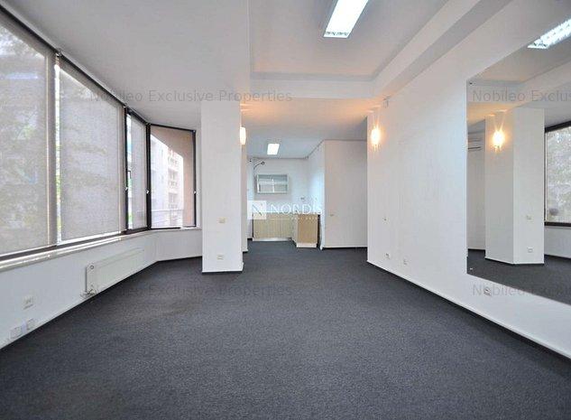 Apartament de inchiriat Dorobanti - etaj pentru birou - imaginea 1
