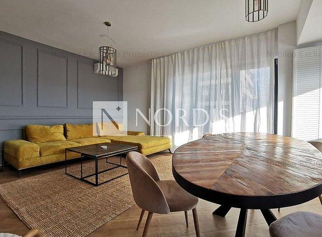 Apartament premium cu 3 camere de inchiriat In zona Pipera, 4 City North - imaginea 1