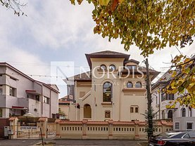Casa de închiriat 12 camere, în Bucureşti, zona Dorobanţi