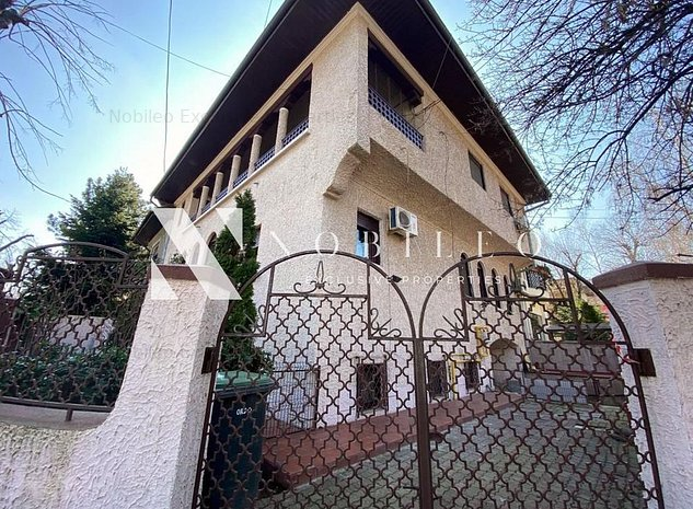 Vila reprezentativa de inchiriat in zona Domenii - imaginea 1
