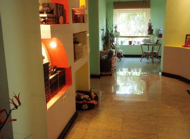 Casa de vanzare cu spatiu comercial - imaginea 1