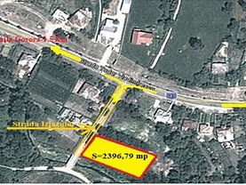 Teren constructii de vânzare, în Govora