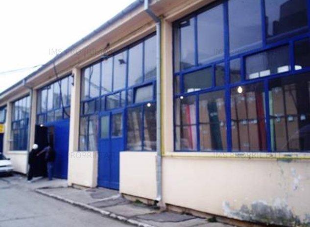 Inchiriez spatiu productie,depozitare 340mp  in Cluj-Napoca - imaginea 1