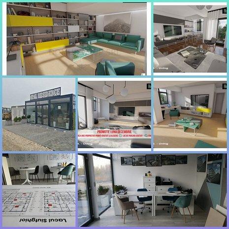 Universitate-Campus +Loc de parcare subteran - imaginea 1