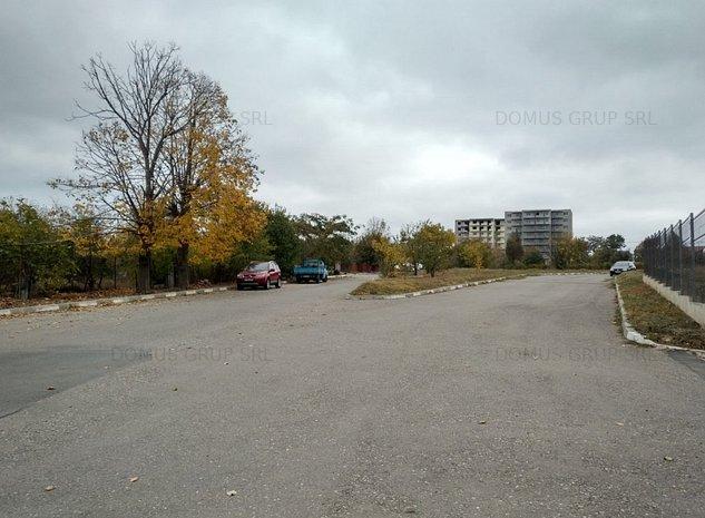 Teren 458 mp, Eforie Sud pe partea marii, asfalt, utilitati - imaginea 1