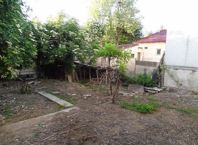 TEREN cu casa demolabila Zona STADION - imaginea 1