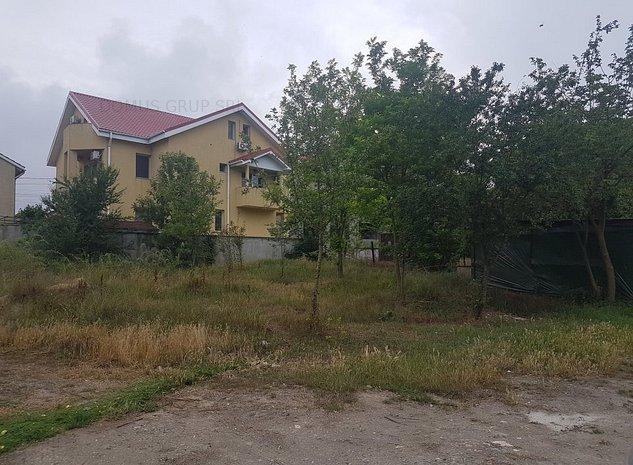 Teren 724 mp, Techirghiol-Sanatoriu Balnear - imaginea 1