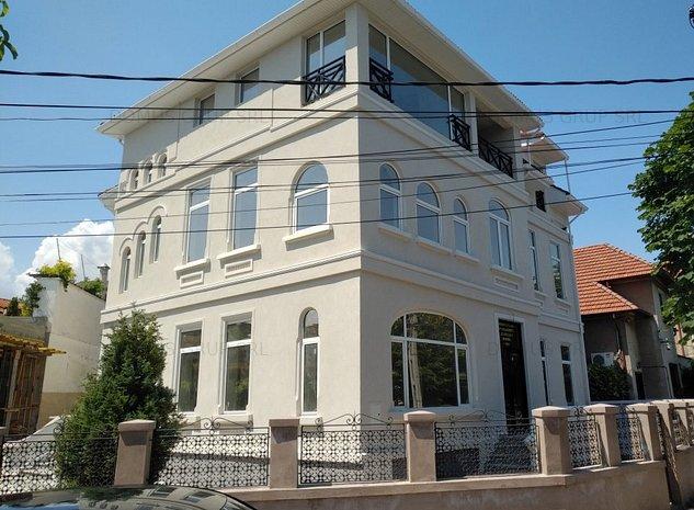 Inchiriere cladire birouri S+P+1+M, Str. Mihai Eminescu- Casa Casatoriilor - imaginea 1