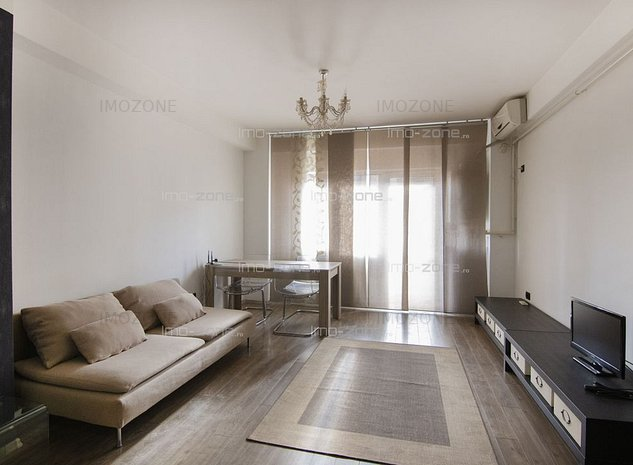 MILITARI Residence, 2 camere, etaj 2/5, finisat, mobilat si utilat modern - imaginea 1