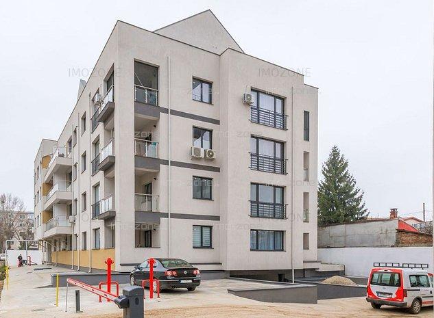 2 camere + terasa de 41 mp , decomandat, bloc finalizat, Militari - Uverturii - imaginea 1