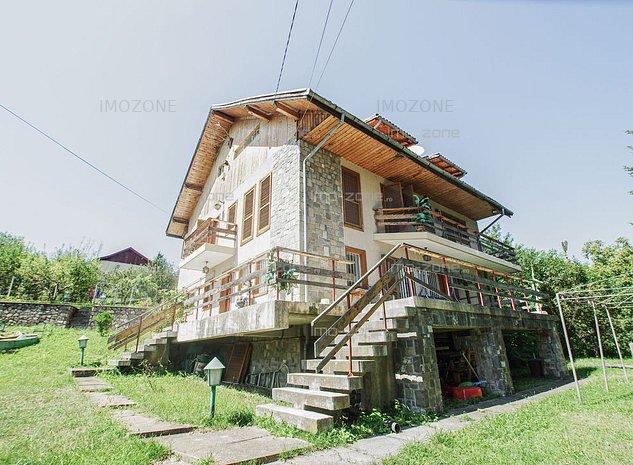 Vila deosebita Breaza, vedere panoramica - Valea Prahovei, COMISION 0%. - imaginea 1