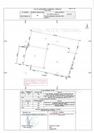 """Stefan cel Mare-""""Colentina""""-760 mp, urbanism, 2 S+P+8, proprietate, 550.000€+TVA - imaginea 1"""