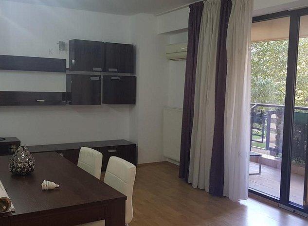 Barbu Vacarescu Central Park apartament 3 camere +garaj - imaginea 1