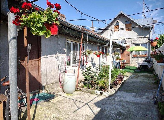 Video Casa Voluntari-Primarie, teren 250mp, anexa P+M la rosu - imaginea 1