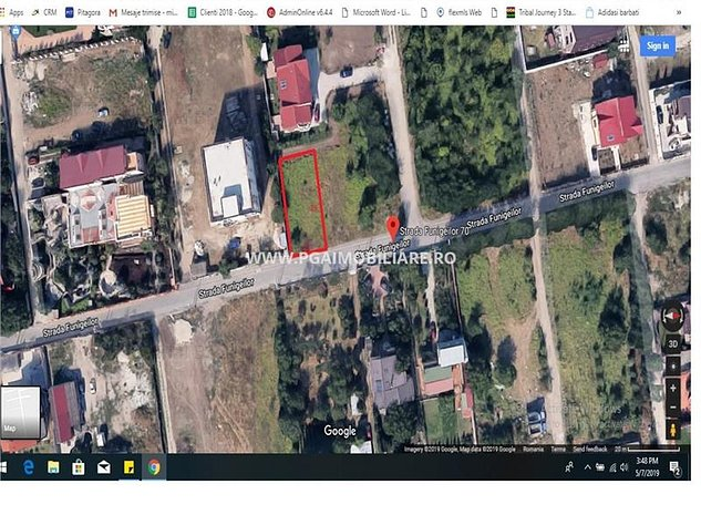 Teren Intravilan in zona Prelungirea Ghencea - Funigeilor - Cartierul Latin - imaginea 1
