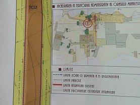 Teren constructii de vânzare, în Mihăileşti, zona Central
