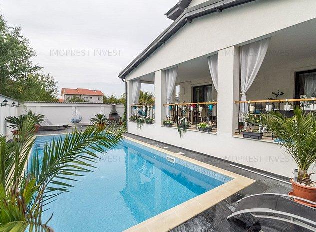 Vila cu piscina Pipera - Drumul Bisericii - imaginea 1