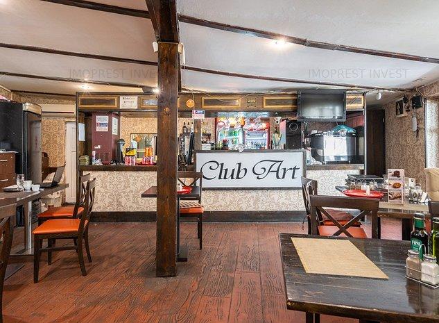 Vanzare imobil investitie/ Restaurant - imaginea 1