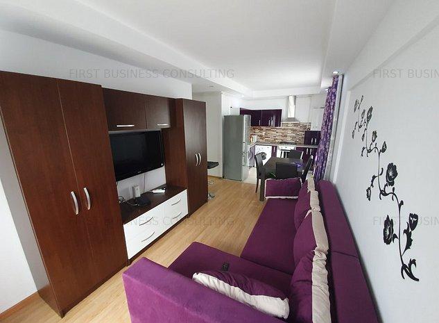 Apartament 2 camere COMPLEX COSMOPOLIS, Mobilat-Utilat MODERN - imaginea 1