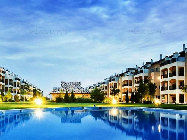 Apartament spatios, semi-mobilat, la parter cu gradina privata in Ibiza Sol. - imaginea 1