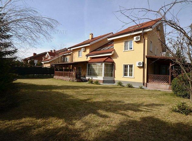 Vila individuala localizata in complex rezidential, langa BSB! - imaginea 1