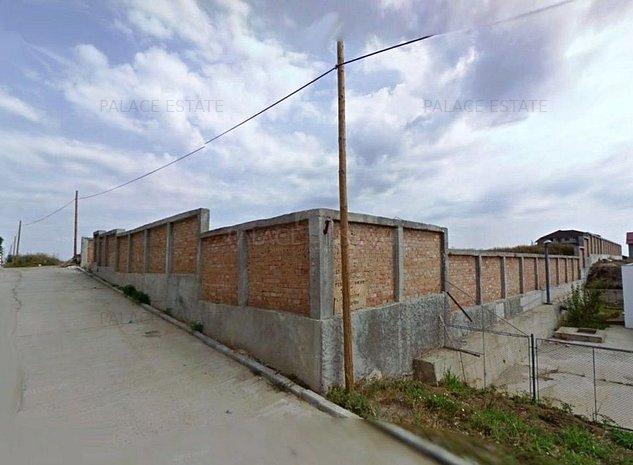 Teren 2,484 mp, cu proiect 8 duplexuri, in zona Pipera - imaginea 1
