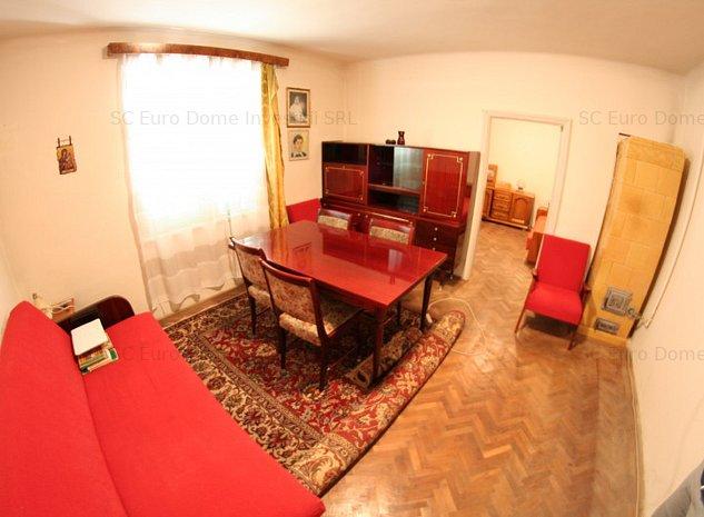 Apartament 2 camere in bloc tip vila de caramida - imaginea 1